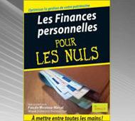 finances personnelles pour les nuls couverture